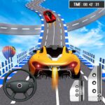 Mega Ramp Stunt Car Racing New Car Games 2021 MOD Unlimited Money for android
