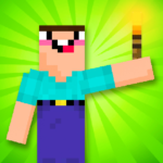 Noob Torch Flip 2D MOD Unlimited Money for android