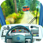 Offroad Bus Driving Simulator 2019 Mountain Bus MOD Unlimited Money for android