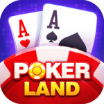 Poker Land – Free Texas Holdem Online Card Game MOD Unlimited Money for android