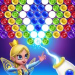 Princess Alice Bubble Pop Fun MOD Unlimited Money for android