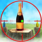 Real Bottle Shooting MOD Unlimited Money for android