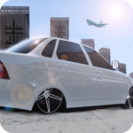 Russian Cars Priorik MOD Unlimited Money for android