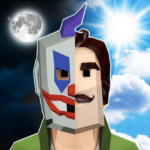 Scary Clown Man Neighbor. Seek Escape MOD Unlimited Money for android