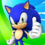 Sonic Dash – Endless Running Racing Game MOD Unlimited Money for android