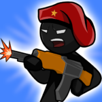 Stickman World War MOD Unlimited Money for android