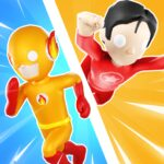 Super Hero Run 3D MOD Unlimited Money for android