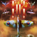 Top Fighter WWII airplane Shooter MOD Unlimited Money for android