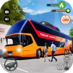 Tourist Coach Highway Driving MOD Unlimited Money for android