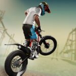 Trial Xtreme 4 Extreme Bike Racing Champions MOD Unlimited Money for android