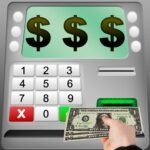 ATM cash and money simulator game 2 MOD Unlimited Money for android