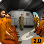 Army Criminals Transport Plane 2.0 MOD Unlimited Money for android