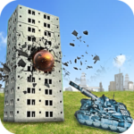Building Demolisher World Smasher Game MOD Unlimited Money for android