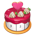 Cake Coloring 3D MOD Unlimited Money for android