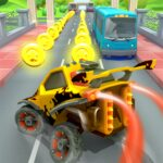 Car Run Racing Super Car Race MOD Unlimited Money for android
