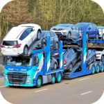 Cargo Euro Truck Drive – Car Transport New MOD Unlimited Money for android
