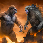 Dinosaur Rampage Attack King Kong Games 2020 MOD Unlimited Money for android