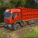 Euro Cargo Truck Driver Transport New Truck Games MOD Unlimited Money for android