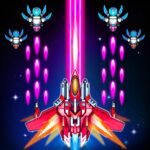 Galaxy Shooter MOD Unlimited Money for android