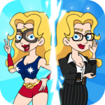 Girl Hero MOD Unlimited Money for android