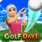 Golf DaysExcite Resort Tour MOD Unlimited Money for android
