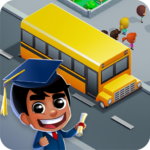 Idle High School Tycoon – Management Game MOD Unlimited Money for android