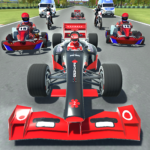 Kart vs Formula racing 2018 MOD Unlimited Money for android