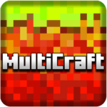 MultiCraft Pocket Edition Crafting and Miner MOD Unlimited Money for android