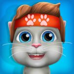 My Talking Bob Cat MOD Unlimited Money for android