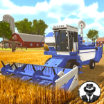 Organic Tractor Farming SIM Mega Harvesting MOD Unlimited Money for android