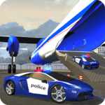 Police Plane Transporter Game MOD Unlimited Money for android