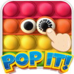 Pop It Me 3D Fidget Relaxing ASMR Game Popit MOD Unlimited Money for android