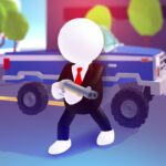 Rage Road – Car Shooting Game MOD Unlimited Money for android