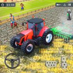 Real Tractor Job Simulator 1892 – village MOD Unlimited Money for android