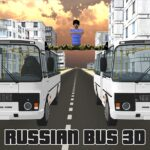 Russian Bus Simulator 3D MOD Unlimited Money for android