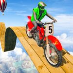Stunt Bike 3D Race – Tricky Bike Master MOD Unlimited Money for android