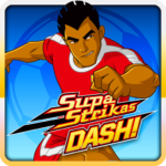 Supa Strikas Dash – Dribbler Runner Game MOD Unlimited Money for android
