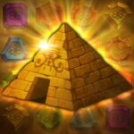 The magic treasures Pharaohs empire puzzle MOD Unlimited Money for android