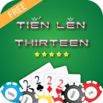 Tien Len – Thirteen MOD Unlimited Money for android
