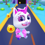 Unicorn Runner 2. Magical Running Adventure MOD Unlimited Money for android