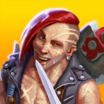 Wasteland Punk – post apocalypse open world RPG MOD Unlimited Money for android