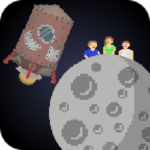Alive In Shelter Moon MOD Unlimited Money for android