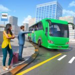 City Coach Bus Simulator 3D MOD Unlimited Money for android
