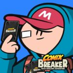 Comix Breaker MOD Unlimited Money for android