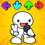 FNF Funky Town Music Adventure MOD Unlimited Money for android
