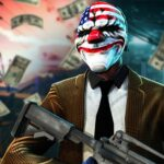 Gangster Crime Bank Robbery -Open World Games 2021 MOD Unlimited Money for android