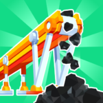 Idle Coal Mining Inc MOD Unlimited Money for android