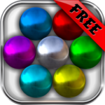 Magnet Balls Free Match-Three Physics Puzzle MOD Unlimited Money for android