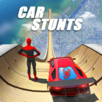 Spider Superhero Car Games Car Driving Simulator MOD Unlimited Money for android