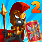 Stickman Battle 2 Empires War MOD Unlimited Money for android